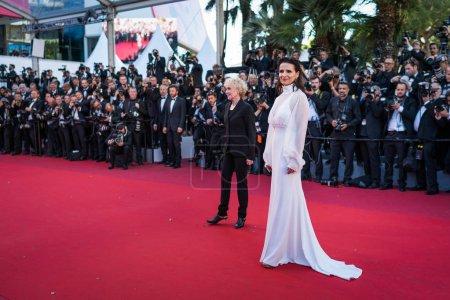 Juliette Binoche at Cannes Film Festival
