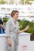 Adele Haenel attends Cannes Film Festival