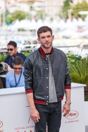 Arnaud Valois attends Cannes Film Festival