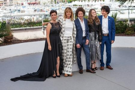 'April's Daughter' photocall in Cannes