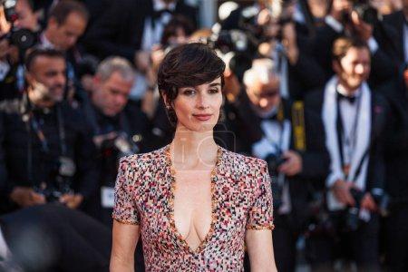 Paz Vega attends Cannes Film Festival