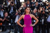 Isabeli Fontana attends Cannes Film Festival