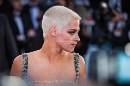 Kristen Stewart attends Cannes Film Festival