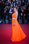 Laure Calamy attends Cannes Film Festival