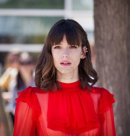 Stacy Martin at Cannes Film Festival