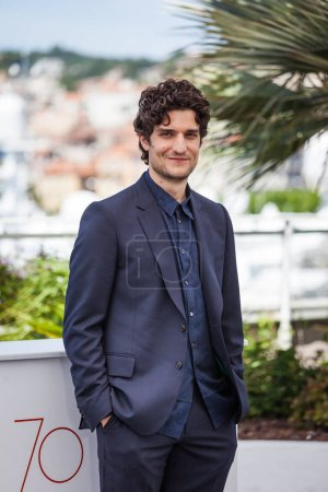 Louis Garrel at Cannes Film Festival