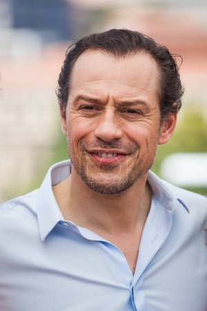 Stefano Accorsi at Cannes Film Festival