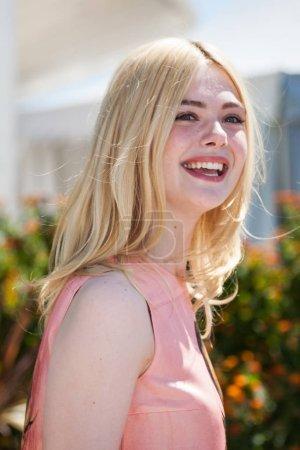 Elle Fanning at Cannes Film Festival