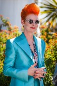 Sandy Powell at Cannes Film Festival