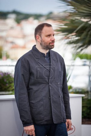 Yorgos Lanthimos at Cannes Film Festival