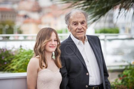 Happy End photocall in Cannes