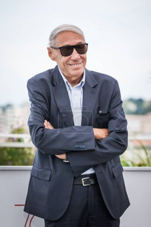 Andre Techine at Cannes Film Festival
