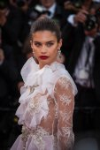 Sara Sampaio at Cannes Film Festival