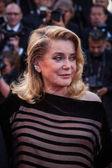 Catherine Deneuve at Cannes Film Festival