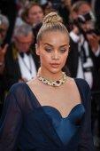 Jasmine Sanders at Cannes Film Festival