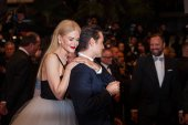 Colin Farrell and Nicole Kidman at Cannes