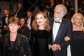 Stars at 'Happy End' screening at Cannes