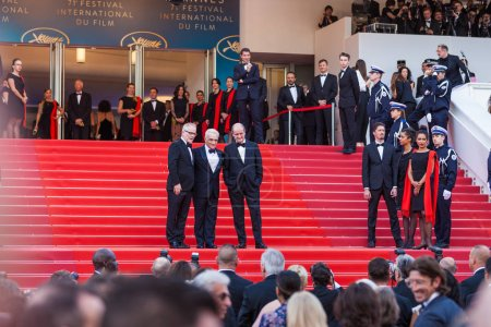 CANNES FRANCE MAY 09 2018