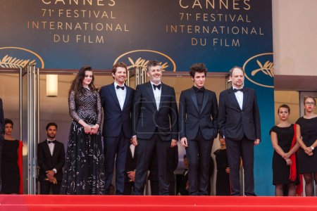 CANNES FRANCE MAY 10 2018