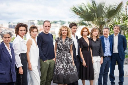 CANNES FRANCE MAY 15 2018