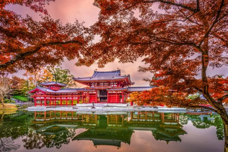 Byodoin Temple in Kyoto