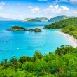 Trunk Bay, St John, United States Virgin Islands....