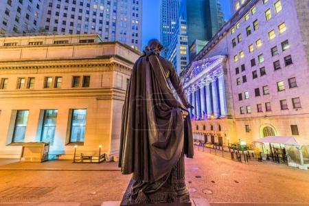 Wall Street New York City