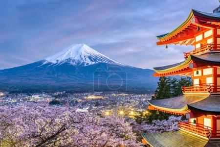 Japan in Spring Season