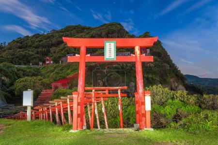 Motonosumi Shrine, Japan