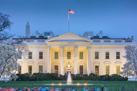 Washington DC White House