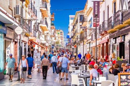 Ronda, Spain Shopping Street