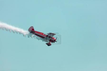 American biplane legend