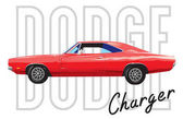 Dodge Charger 1960's