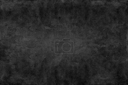 Photo pour Fond de texture mur foncé béton blanc - image libre de droit