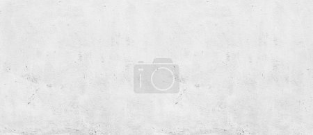 Photo for Blank concrete white wall texture background - Royalty Free Image