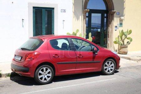 Автомобиль Пежо 207