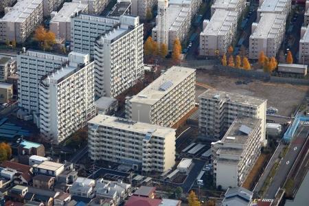 Residential Tokyo - Japan landmark
