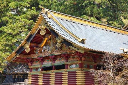 Toshogu, Nikko, Japan