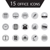 15 office icons