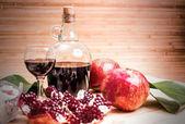 ripe garnet and wine