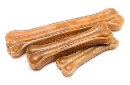 Dog bones for chewing