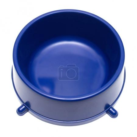 Empty plastic dish