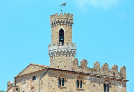 Volterra Palazzo dei Priori, Tuscany, Italy