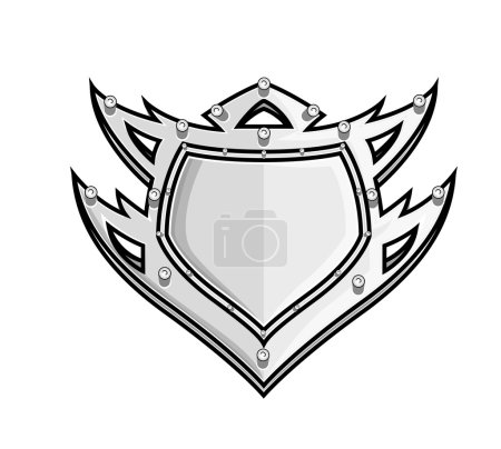 Tribal Shield Design