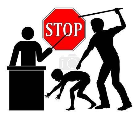 Stop spanking at school