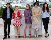Stephanie Sokolinski, Stephanie Di Giusto, Gaspard Ulliel, Melanie Thierry, Lily Rose Depp