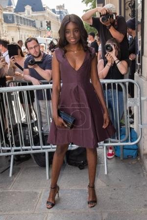 Actress Karidja Toure