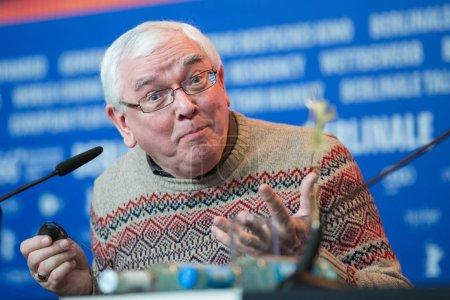 Terence Davies participe à la Conférence de presse «A la Passion tranquille»