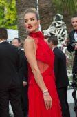Rosie Huntington-Whiteley attends the 'The Unkown Girl (La Fille Inconnue)'  premiere