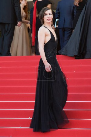 Milla Jovovich at the The